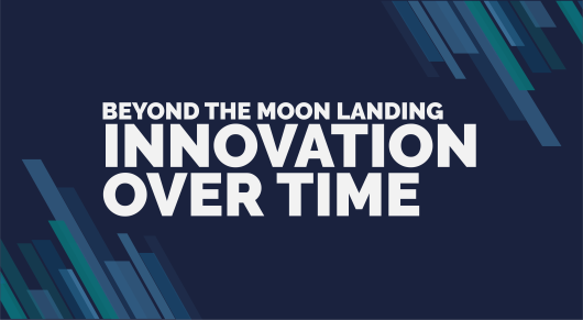 Beyond the Moon Landing: Innovation Over Time
