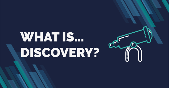 Discovery, what's the big idea?